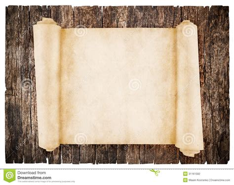 scrolling wallpaper note edge old scroll paper stock photography image 31161582