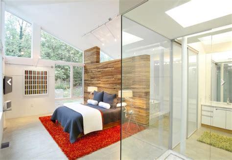 bett raumteiler raumteiler f 252 r schlafzimmer 31 ideen zur abgrenzung
