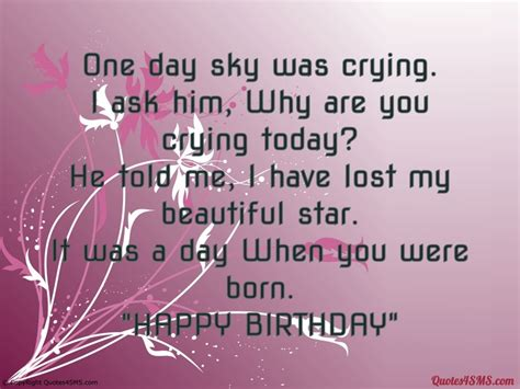 Happy Birthday In Quotes