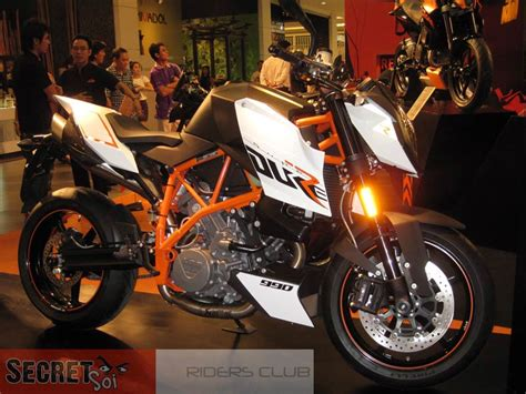Bkk To Ktm Ktm At The Bangkok Motorbike Festival S E Asia