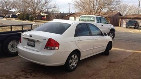 buy used 2009 kia spectra ex great condition great gas