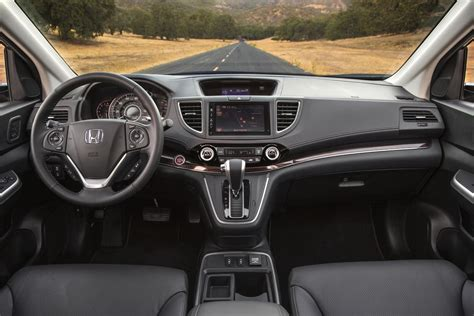 Honda Crv Interior Pictures by 2015 Honda Cr V New More Mpg And Much More