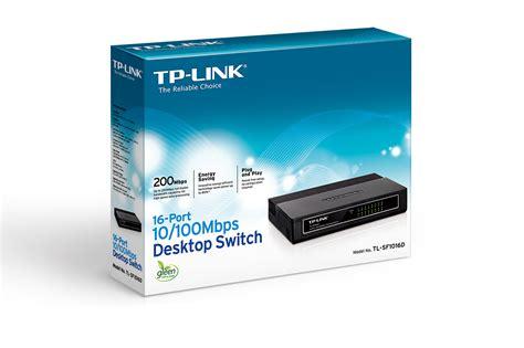 Tp Link Tl Sf 1024m switch de 16 puertos a 10 100mbps de escritorio tl sf1016d bienvenido a tp link