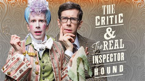 the real inspector hound 0573023239 shakespeare theatre company the critic and the real inspector hound shakespeare theatre company