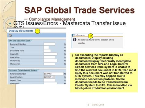 Letter Of Credit On Sap Sap Gts