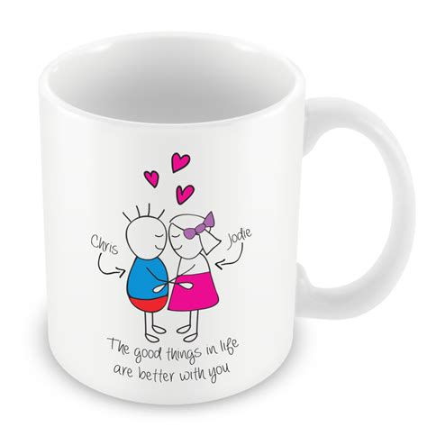 personalised mug boyfriend girlfriend