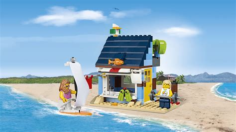 Lego Creator 3in1 31069 Modular Family Villa Ori 31063 beachside vacation lego 174 creator products and sets