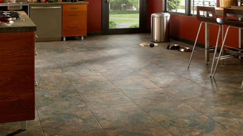 floor covering kitchen vinyl kitchen flooring options