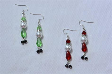 Easy Handmade Earrings - easy handmade bead earrings tutorial pandahall