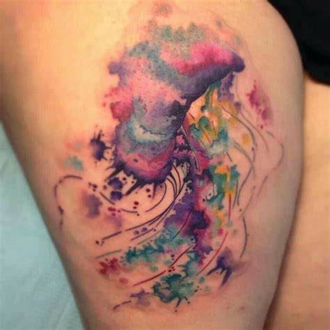watercolor tattoo sydney best 25 abstract watercolor tattoos ideas on