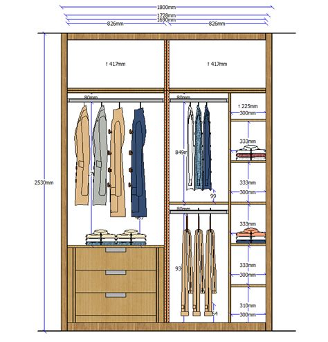 Ikea Closet Organizers microcad software autoclosets the closets design software