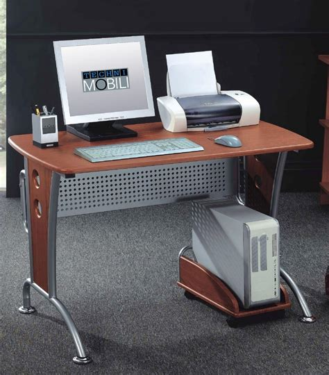 computer desk space saver inspiring ideas to organize your techni mobili computer