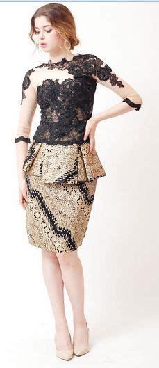Set Kebaya Batwing Brukat best 25 brokat ideas on kebaya brokat dress