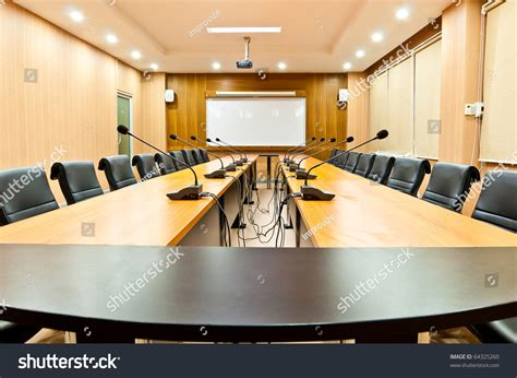 meeting room boards business meeting room board room interior stock photo 64325260