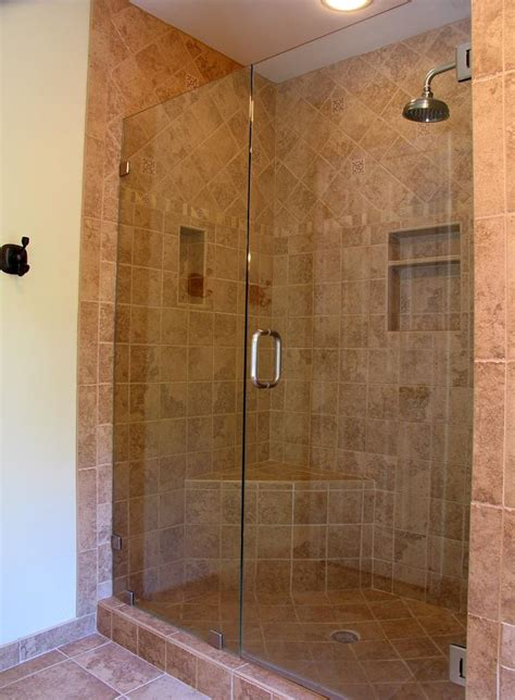 Standing Shower Glass Door Stand Up Shower Designs Stand Up Shower Door Ideas Bathrooms Shower Doors