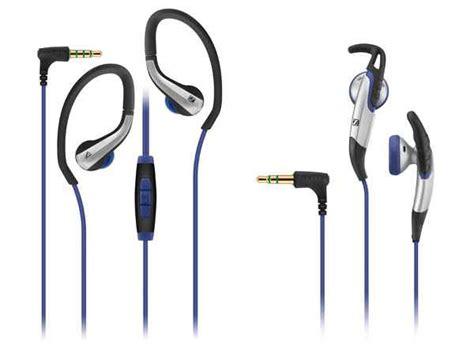 Earphone Sporty High Quality Sennheiser Ocx685i Adidas Sports sennheiser adidas sports earphones series novo magazine