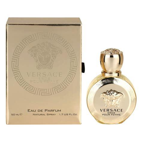 Parfum Versace Eros versace eros pour femme eau de parfum for 1 7 oz beautyspin