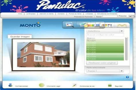simulador de decoracion de interiores online simulador de ambientes pintulac de monto 187 pintores madrid