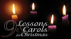 The episcopal diocese of pittsburgh nine lessons and carols for