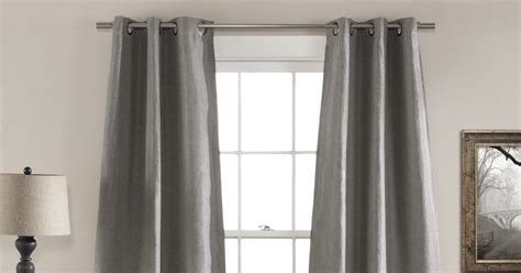 Overstock Kitchen Curtains How To Measure Curtains For Bay Windows Overstock
