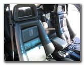 93 mustang recaro seats 1993 saleen ford mustang supercharged v8 fox pictures