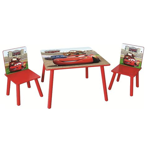 cars table and chairs disney cars table chairs furniture children s furniture