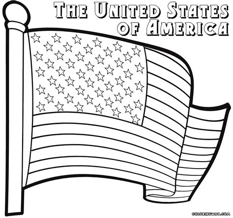 pages american flag american flag coloring pages coloring pages to