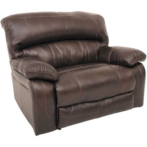 Power Leather Recliner by Damacio Leather Power Recliner 0s0 982pr