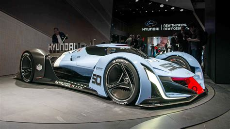 Hyundai Made by Has Hyundai Made The Wildest Vision Gt Concept Yet