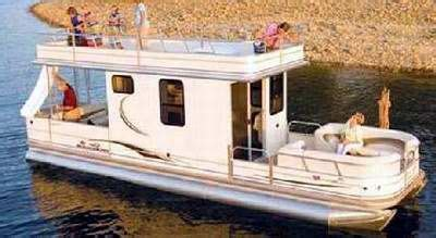 deck boat with sleeping quarters a typical sun tracker pontoon houseboat i have not seen