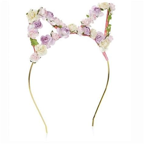 Bando Cat Ears Hairclipslucuterbarukerenputihmurah Eab301 ok s selfie of the day made in chelsea s fran newman wears a boho bando for a hippie