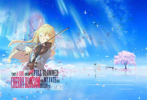 Anime 5x5 by Shigatsu Wa Kimi No Uso Wallpaper By Rainerbbs On Deviantart