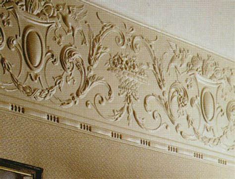 Elegant Wall Murals lincrusta rd1947 anne frieze