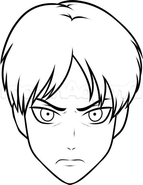 easiest to anime characters drawings easy drawing picture how to draw easy step step