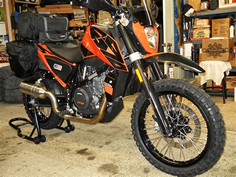 Ktm 690 Adventure Kit How To Build A 2016 Ktm 690 Duke Adventure Dubya Usa