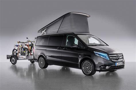Mercedes Sprinter Caravan by Mercedes At The Caravan Salon 2016 Hymercar Cers And