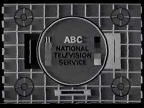 test pattern abc abv2 melbourne tv 1966 youtube