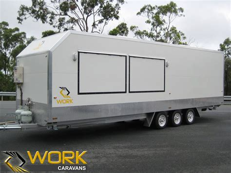 Mobile Kitchen 2 by Mobile Kitchen 2 Work Caravans