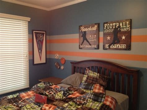 sports themed bedroom decor sports theme boys room boys room designs decorating