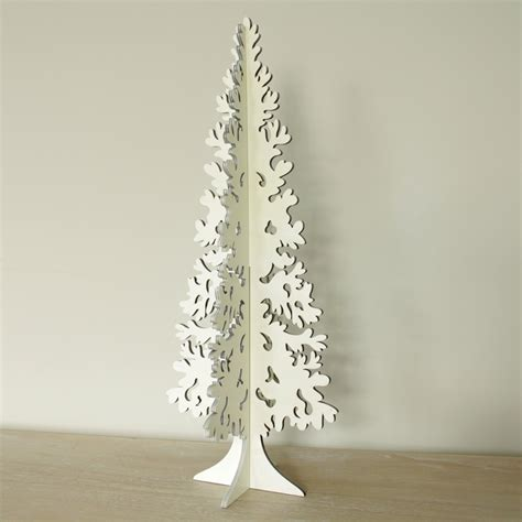 white free standing christmas tree melody maison 174