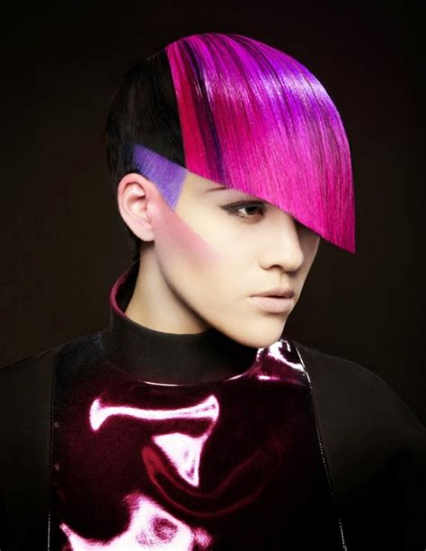Futuristic Hairstyles by Futuristic Hairstyle Nick Stensonnew York Ny Futuristic