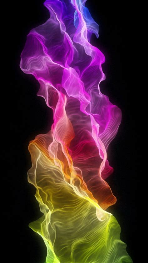 Wallpaper For Iphone 5 Smoke | abstract gradient color smoke wallpaper free iphone