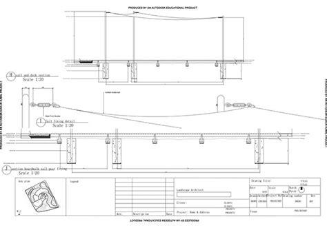 wiley landscape architecture documentation standards cad documentation on behance