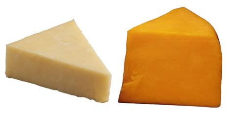 what color is cheddar cheese what color of cheddar cheese or american quot cheese quot do you