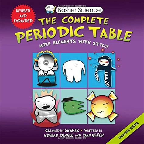 periodic table science book chemistry for the primary learners the periodic table of