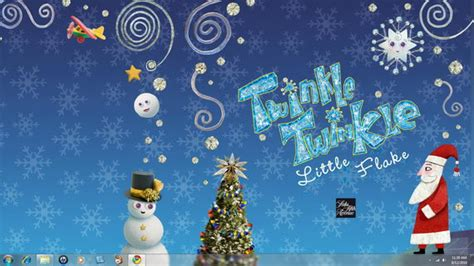 christmas themes pack for windows 7 wallpapersku christmas theme packs for windows 7