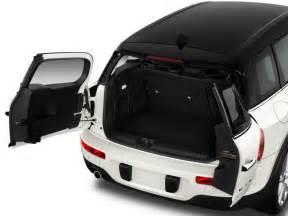 Mini Cooper Trunk Dimensions Image 2017 Mini Clubman Cooper All4 4 Door Trunk Size