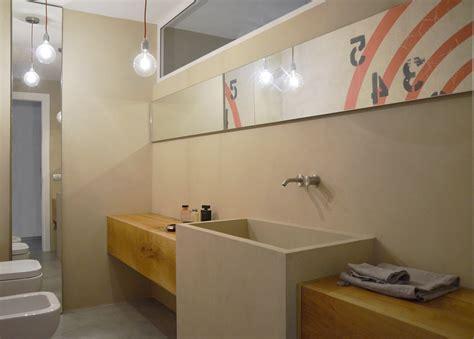 rivestimenti bagno senza piastrelle in bagno d 233 cor a parete senza le piastrelle e contenendo