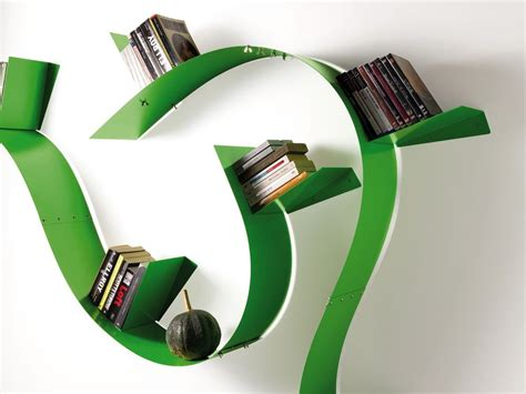 libreria flessibile libreria da parete flessibile modulare design moderno
