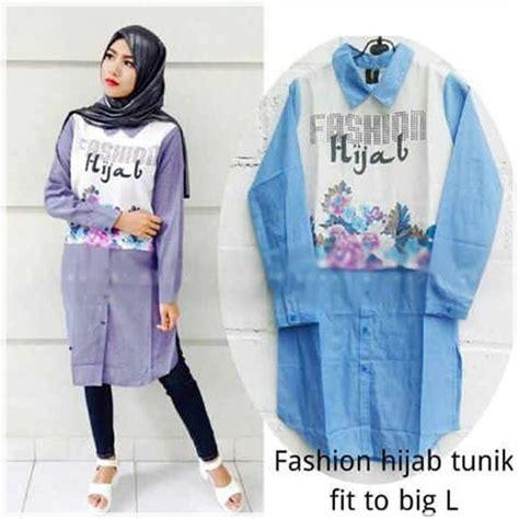 Grosir Murah Baju Maura Tunik Wolfis produsen grosir baju muslim murah fashion muslim wanita